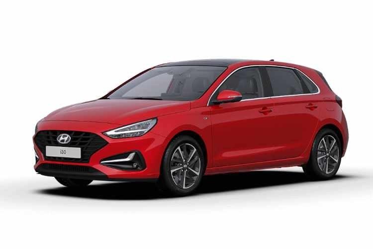 Hyundai i30 Hatchback Leasing