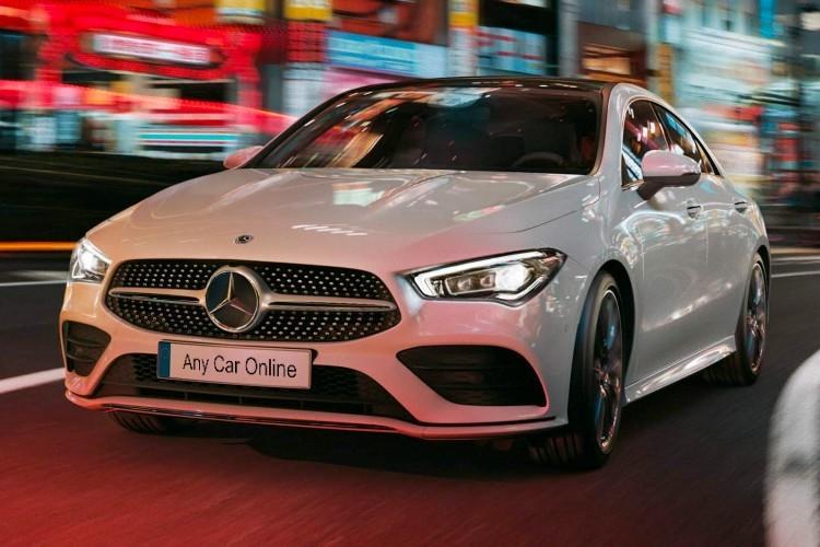 Mercedes CLA Leasing