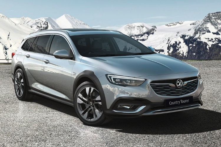 Vauxhall Insignia Country Tourer Leasing