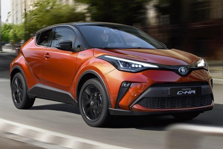 Toyota C-HR Leasing