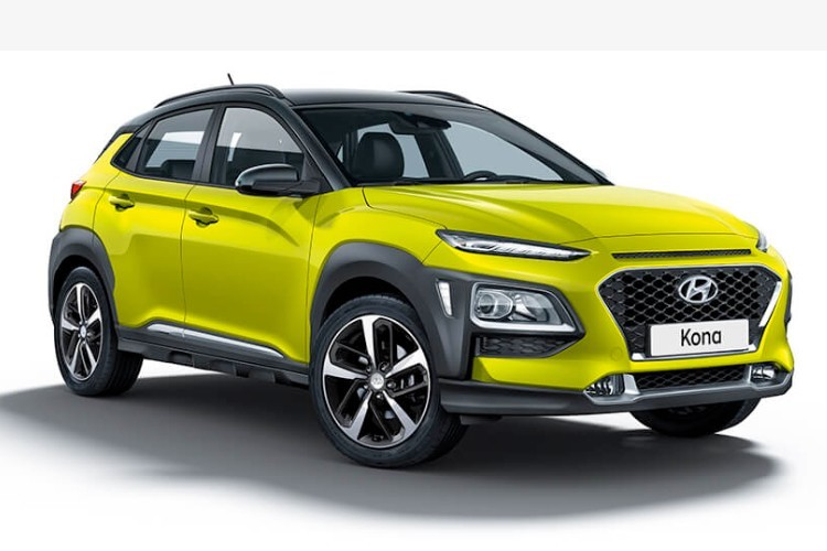 Hyundai Kona Leasing