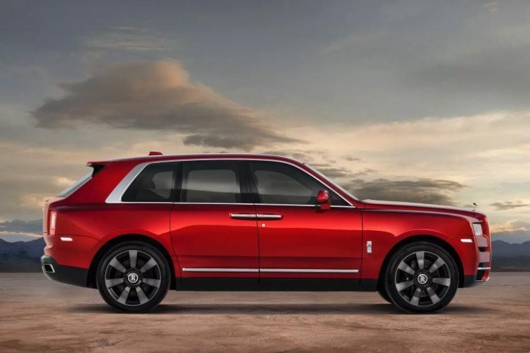 Rolls Royce Cullinan Leasing