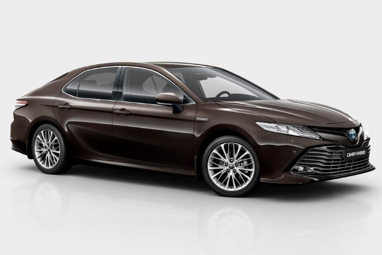 Toyota Camry Leasing