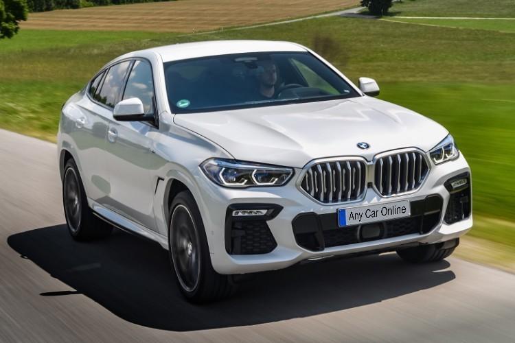 BMW X6 Lease