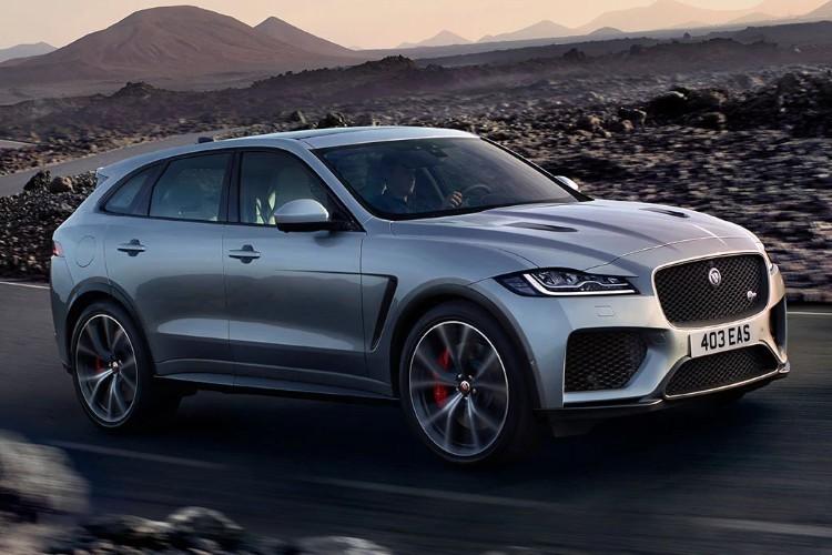 Jaguar F-Pace Lease