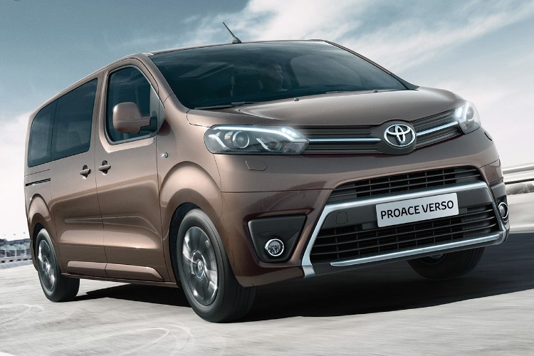 Toyota Proace Verso Leasing