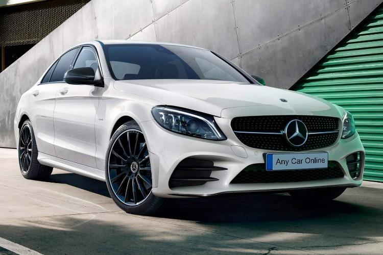Mercedes C-Class Saloon Leasing