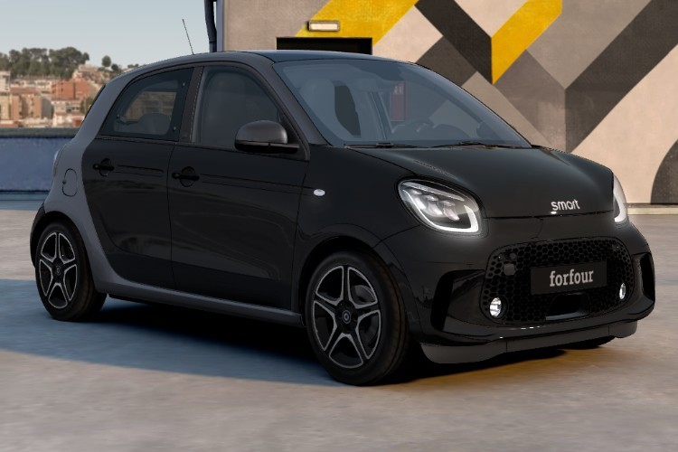 Smart Forfour Leasing