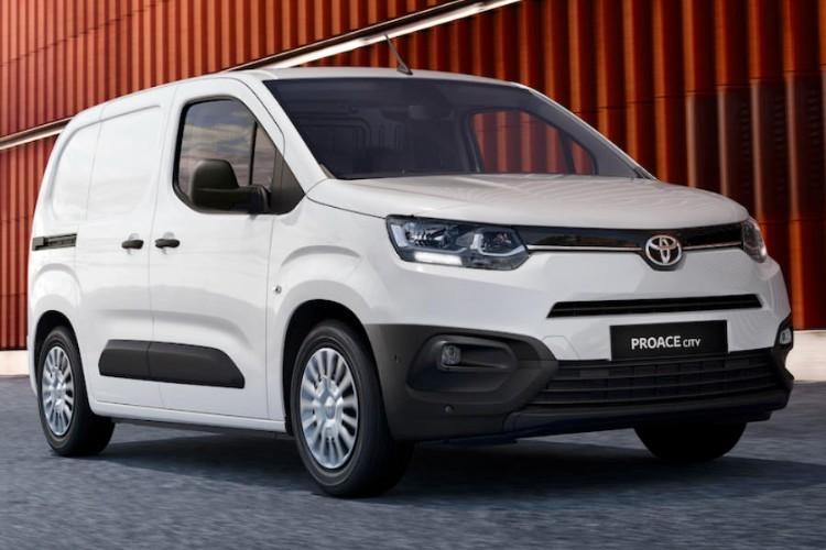 Toyota Proace City Leasing