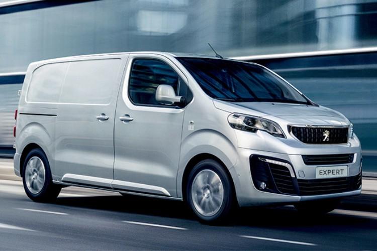 Peugeot Expert Leasing