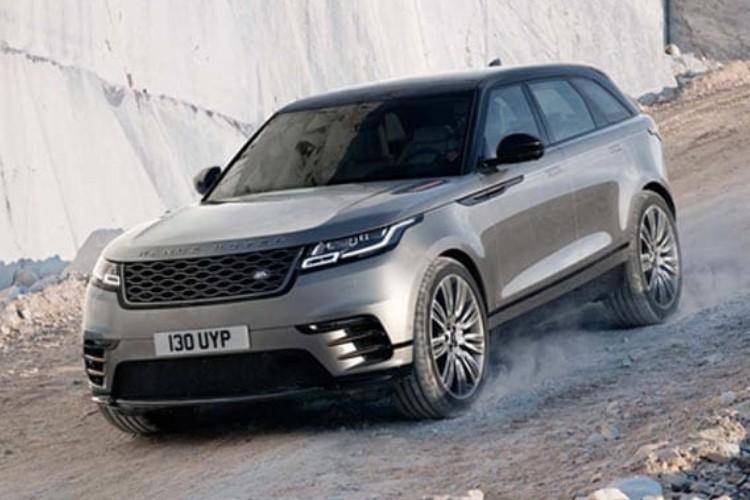 Range Rover Velar Leasing