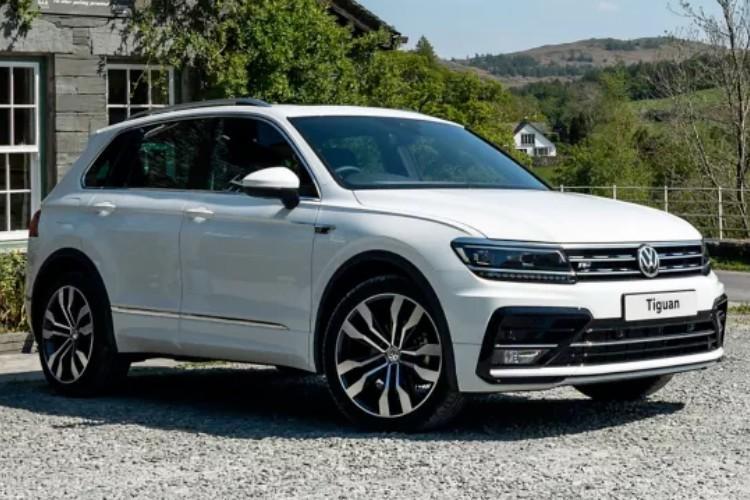 Volkswagen Tiguan Leasing