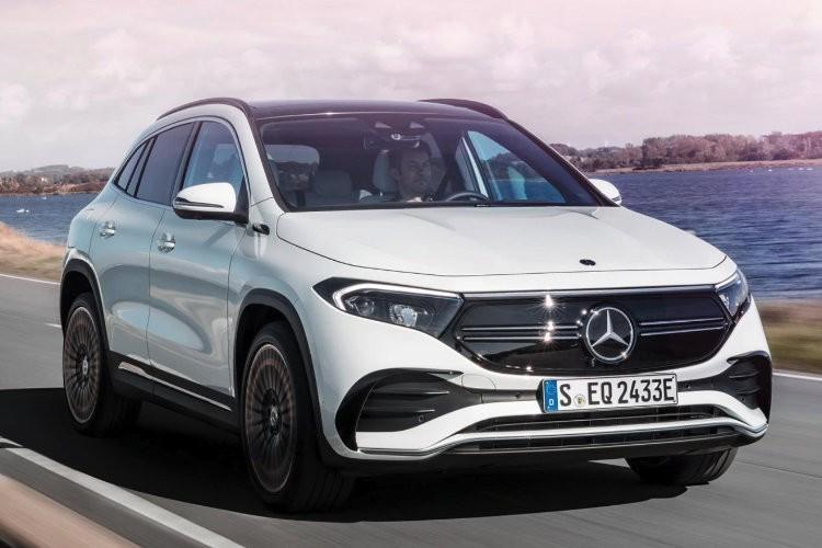 Mercedes EQA Leasing