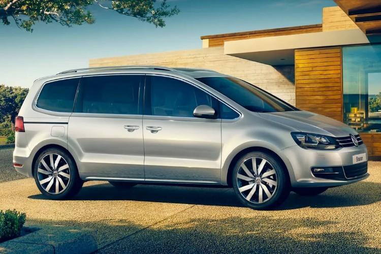 Volkswagen Sharan Leasing