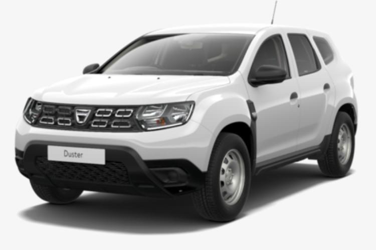 Dacia Duster Leasing