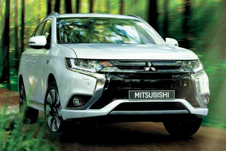 Mitsubishi Outlander Van Lease
